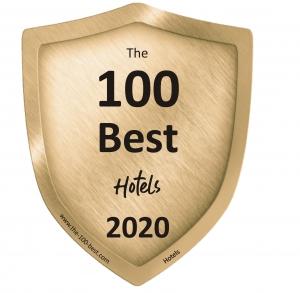 Wir verleihen den besten Hotels unseren the-100-best-award
